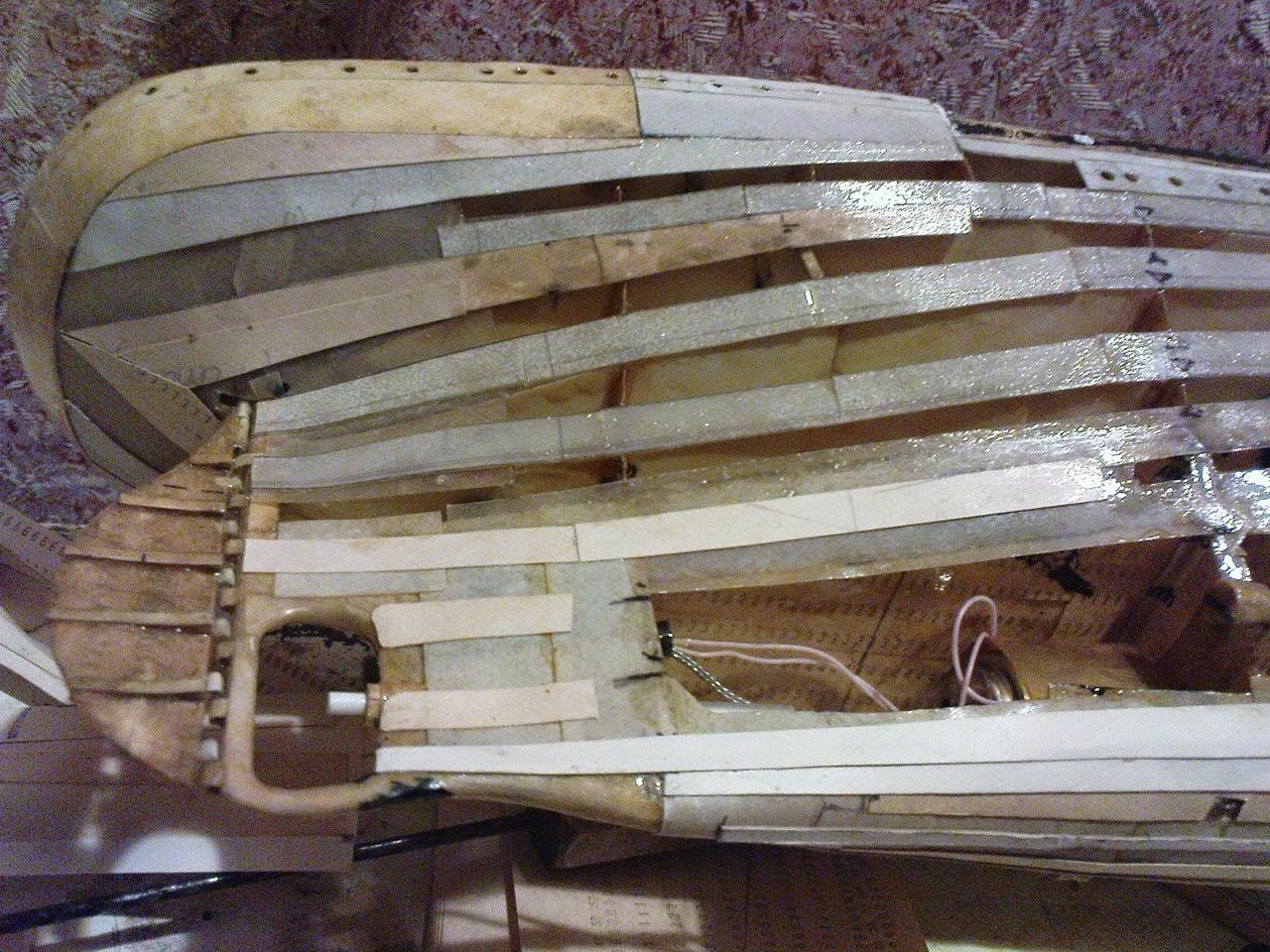 Galeri Cara Membuat Miniatur Kapal Titanic Dari Kertas YOPIBLOG