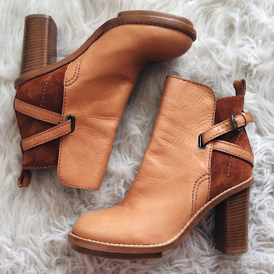 Acne Studios Brown Cypress Booties