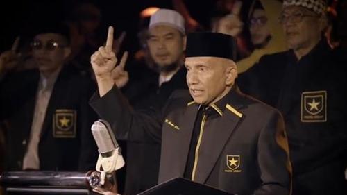 Ditinggal Amien Rais, Elektabilitas PAN Meroket Tajam, Ternyata..
