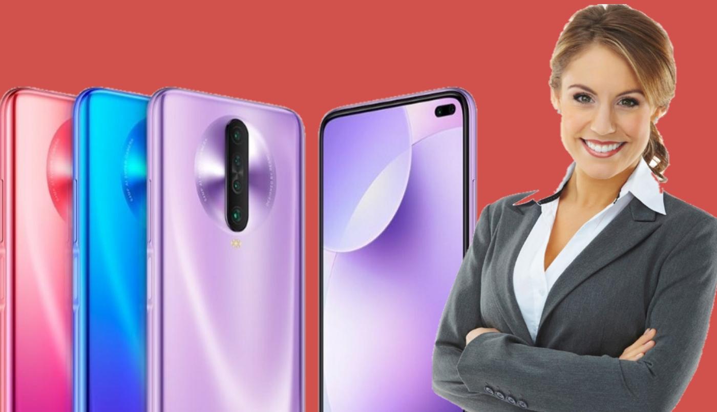 مواصفات واسعار هاتف شاومي Redmi K30 نسخة الـ4G والـ5G