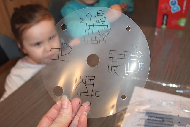 jeu d'apprentissage pour enfant