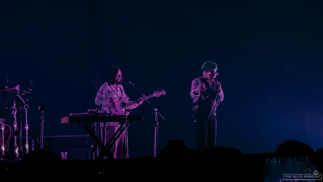 The 1975 Live in Manila 2019 ft. No Rome | A Brief Inquiry Into Online Relationships Tour at Mall Of Asia Arena
