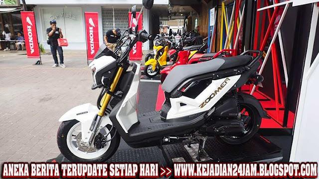Motor Matic Ayam Jago Thailand Segera Muncul Di Indonesia