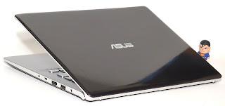 Laptop ASUS VivoBook S430F Core i7 Gen.8 Bekas