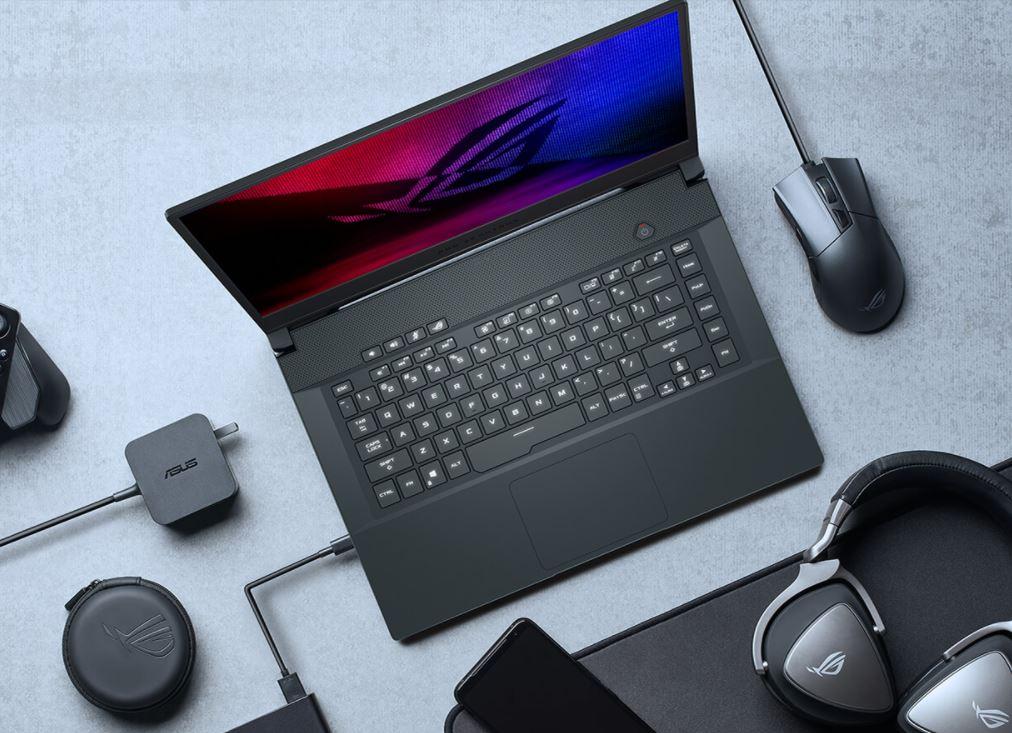 Asus ROG Zephyrus M15 GU502LW I7R7C8T, Laptop Gaming Ultra Slim Berkinerja Tinggi