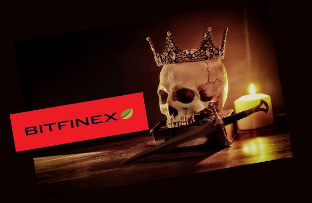 المخدرات , Bitfinex
