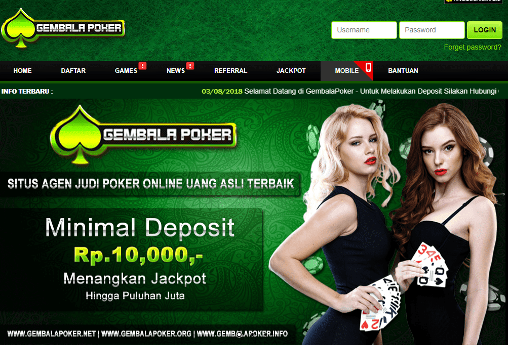Idnplay Games Idn Poker Online