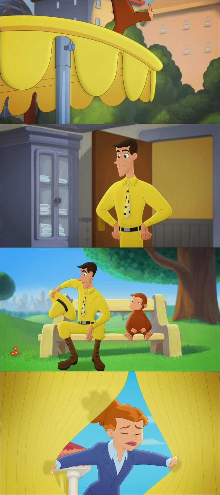 Curious George Royal Monkey (2019) HD 1080p Latino