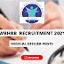 2520 শূন্যপদে মেডিকেল অফিসার // পদে নিয়োগ করা হচ্ছে // বিস্তারিত দেখে নিন West Bengal Health Recruitment Board 2021