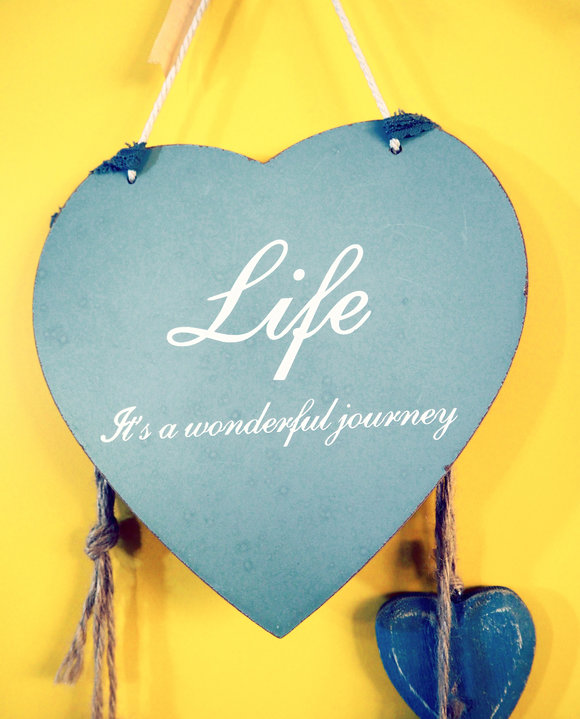 life is a wonderful journey