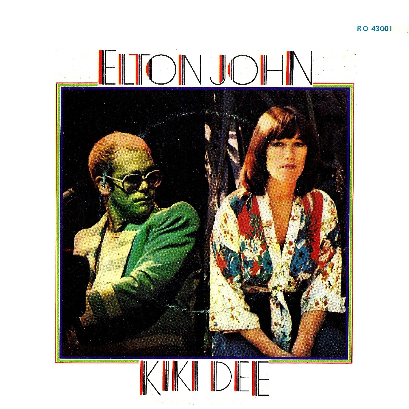 Elton John Kiki Dee
