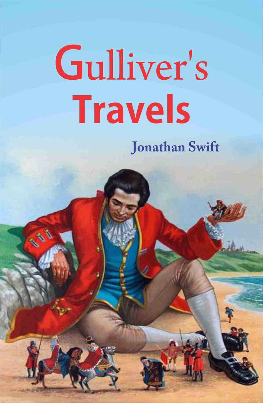 extraneous gullivers travels by jonathan swift Written by jonathan swift, gulliver's travels is the story of the adventures of lemuel gulliver, the narrator and protagonist of the story gulliver is a married surgeon from nottinghamshire.