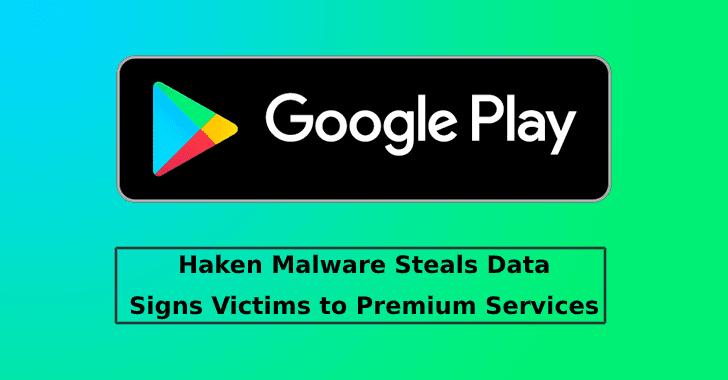 Haken malware
