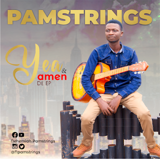 PAMSTRINGS: YEA AND AMEN THE EP Mp3
