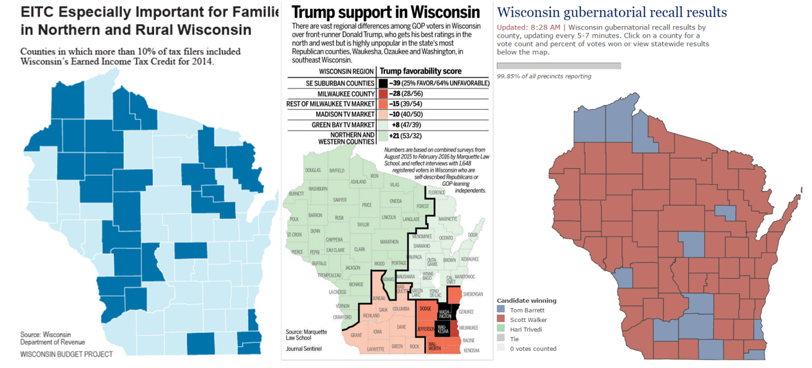 Trump Support By State Map.Democurmudgeon Trump Support Biggest In Many Of The Hardest Hit