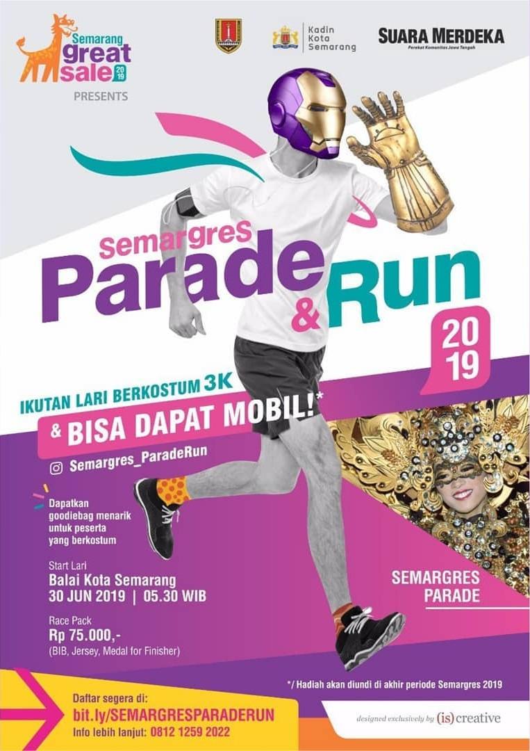 Semargres Parade & Run • 2019