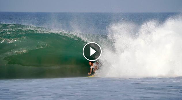 Mason Ho Surfing Mexico