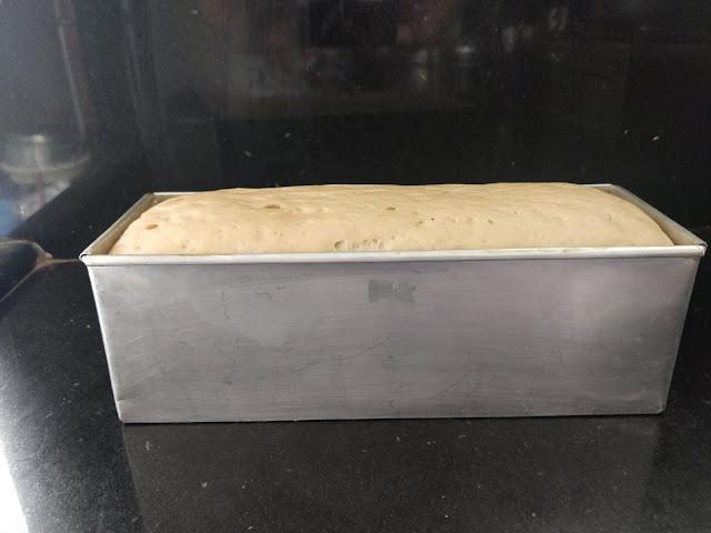 eggless whole wheat bread