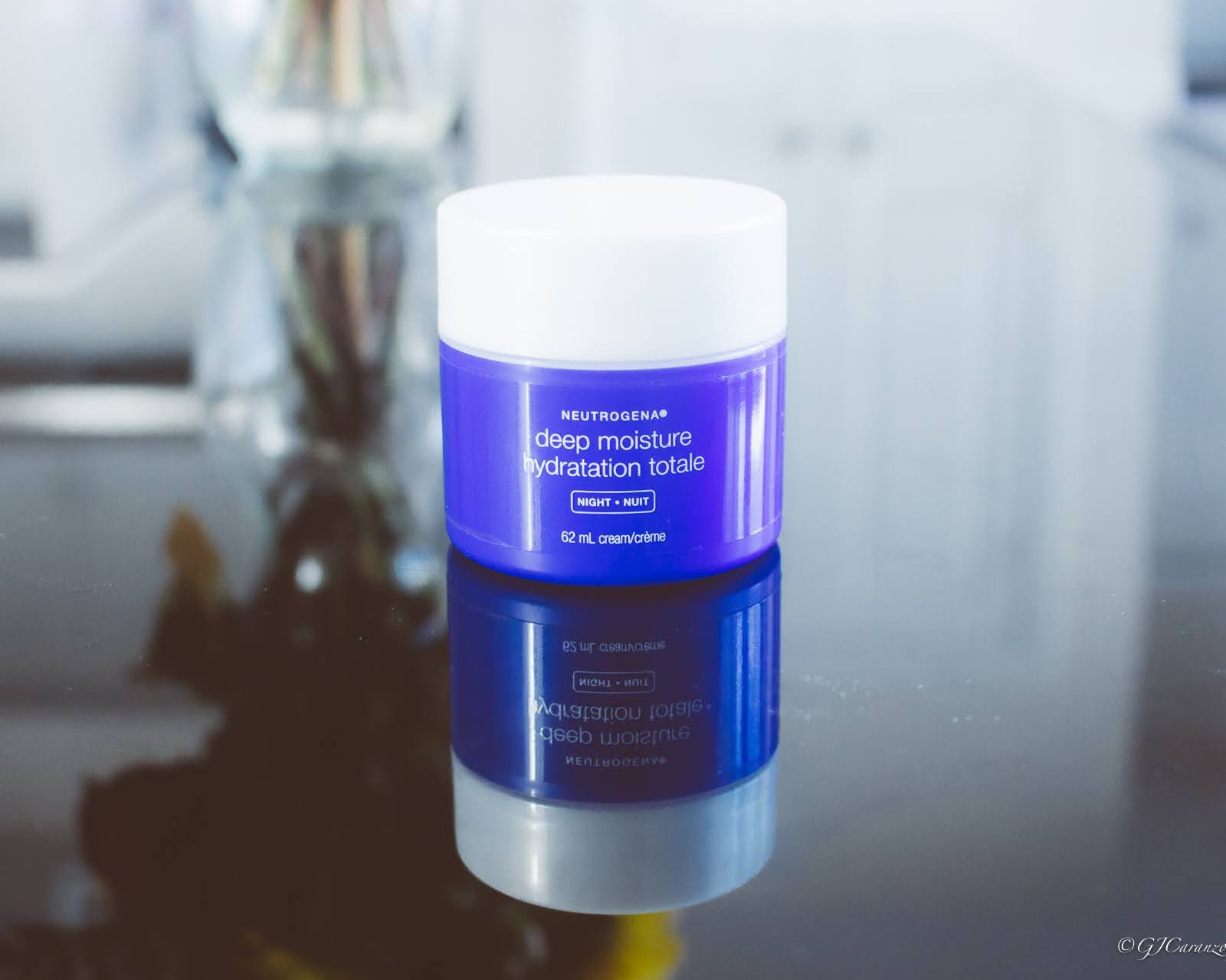 Neutrogena Deep Moisture Hydration Totale Night Cream product review