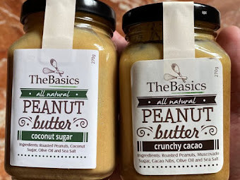 TheBasics Peanut Butter: A Healthy Choice Without Compromising Taste