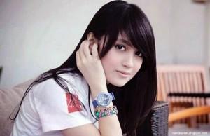 Nabila JKT48 - Artis Indonesia Tercantik Mei 2016
