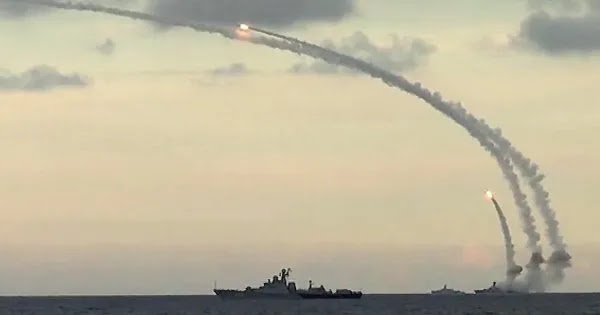 «Κεραυνοβόλο μήνυμα»  Πούτιν σε Μπάιντεν με πυραύλους cruise: «Μείνε μακριά από την Συρία» - Εξαϋλώθηκε κομβόι του FSA