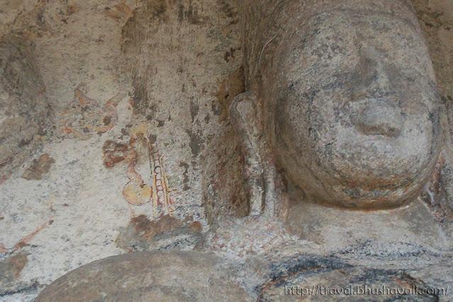 Samanar Kudagu Pudukottai Temples Frescoes Narthamalai