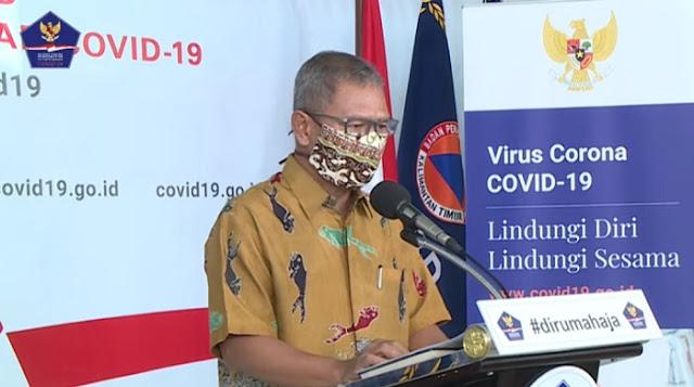 Update Kasus Virus Corona di Indonesia per Selasa, 7 April 2020: 2.738 Orang Positif