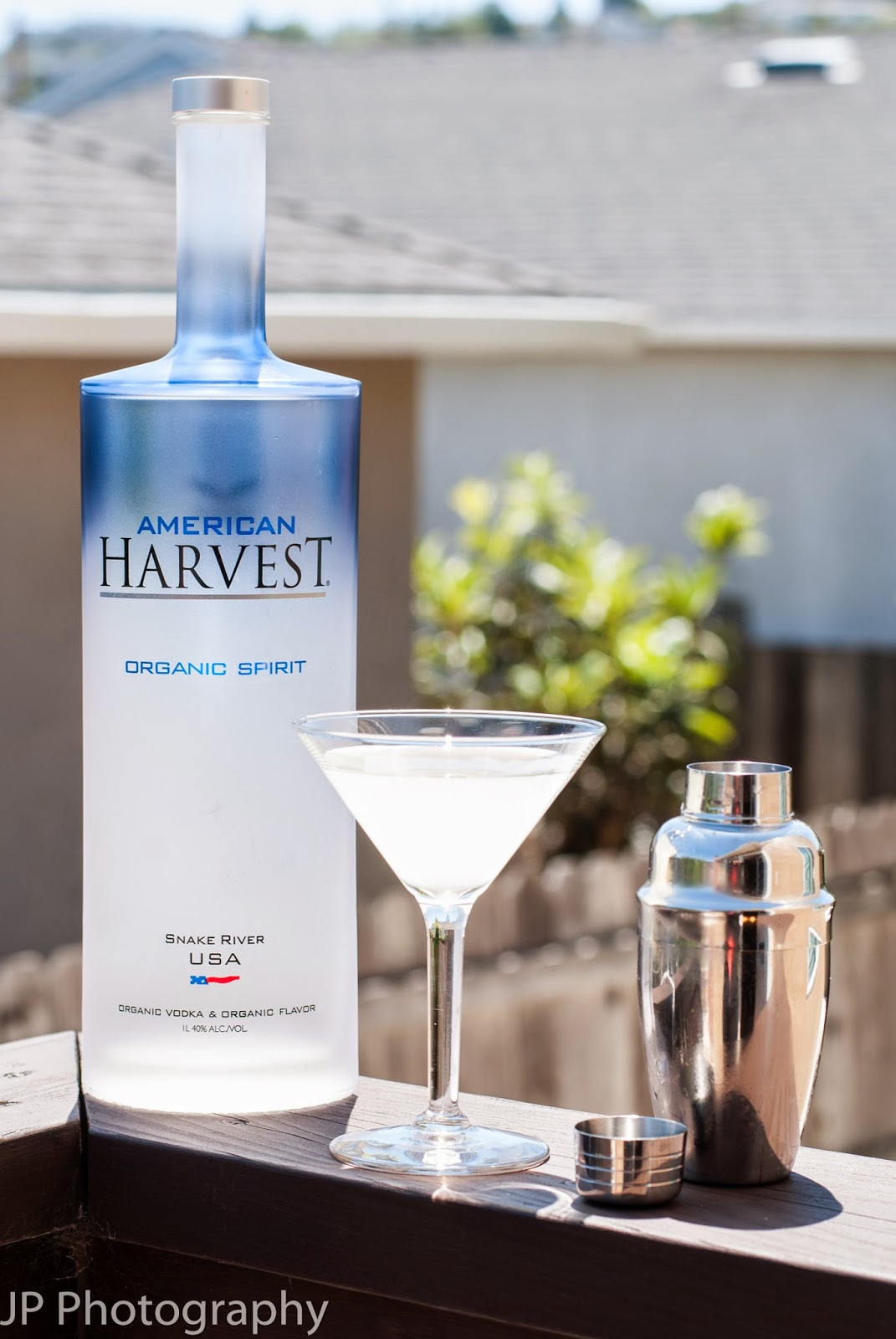 An American In Paris Amp American Harvest Vodka A Year Of