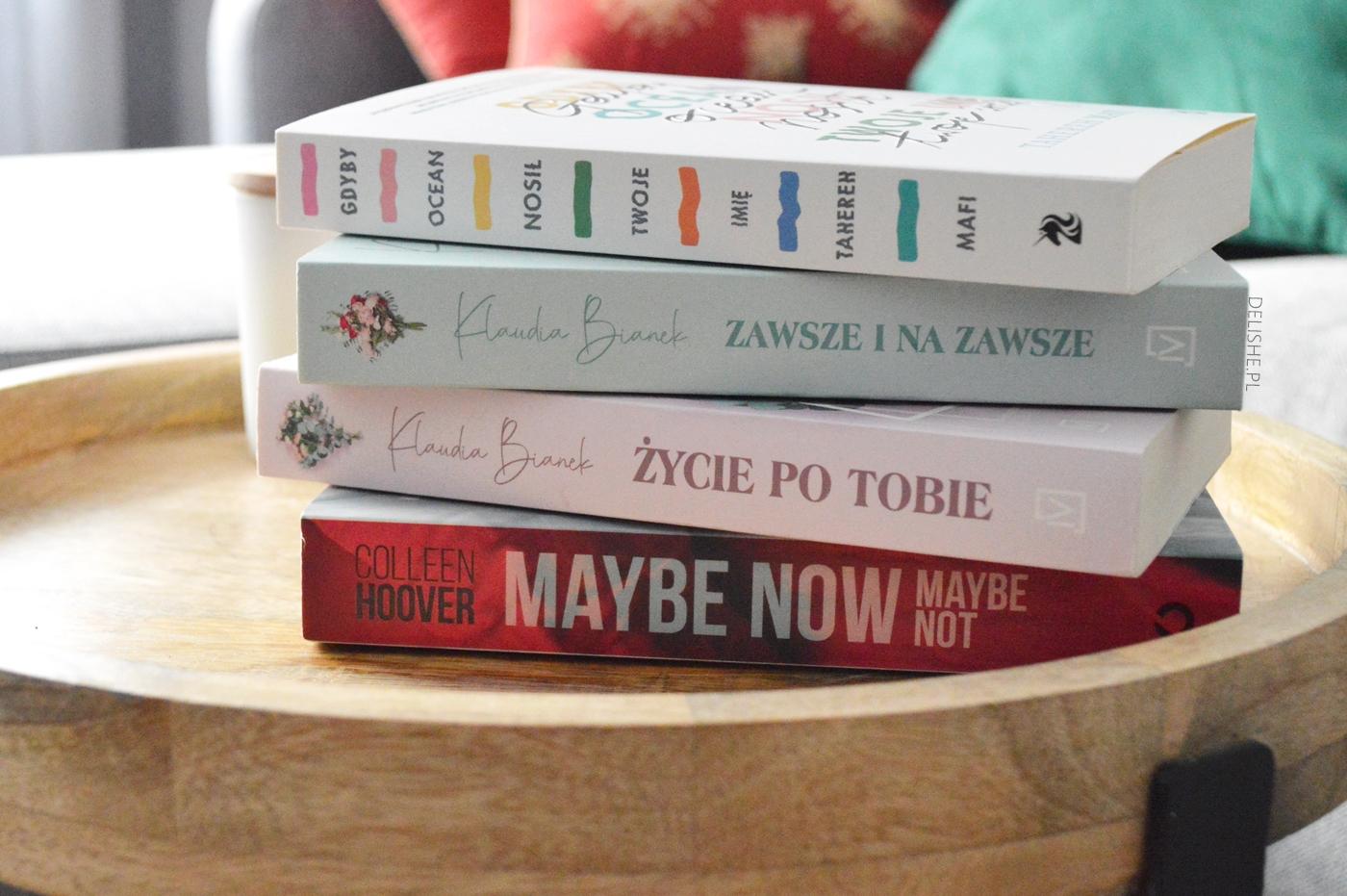 21 książek, które chcę przeczytać w 2021 roku