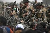 Kedutaan AS Imbau Warga AS Agar Tidak Mendatangi Bandara Kabul