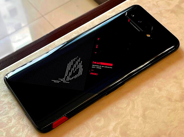 Asus ROG Phone 5-Best Gaming Review, Comparision, Pros, and Cons after its launched.