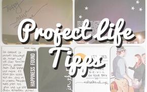 danipeuss : Project Life Tipps