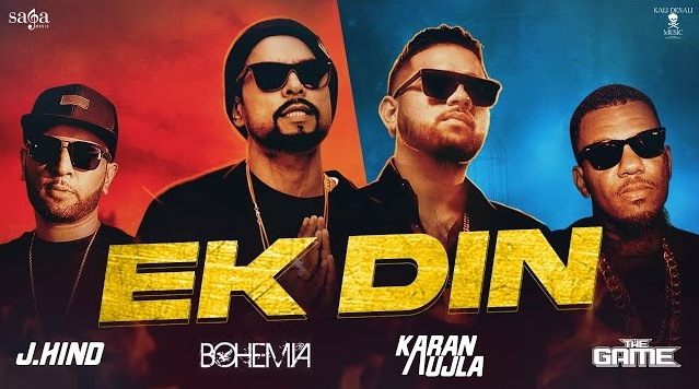 Ek Din Lyrics - Karan Aujla Ft Bohemia