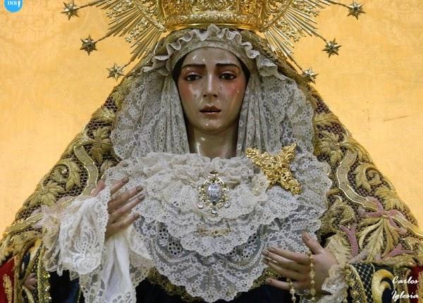 'Dios te Salve, Rocío', la nueva marcha para la Redención