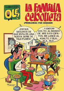 La Familia Cebolleta, Colección Olé nº 4