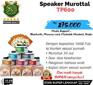 speaker murottal