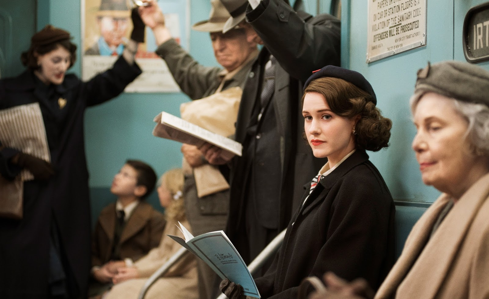 Miriam en 'The Marvelous Mrs. Maisel'