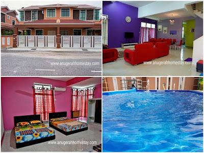 Villa Homestay Melaka (Anugerah Homestay)