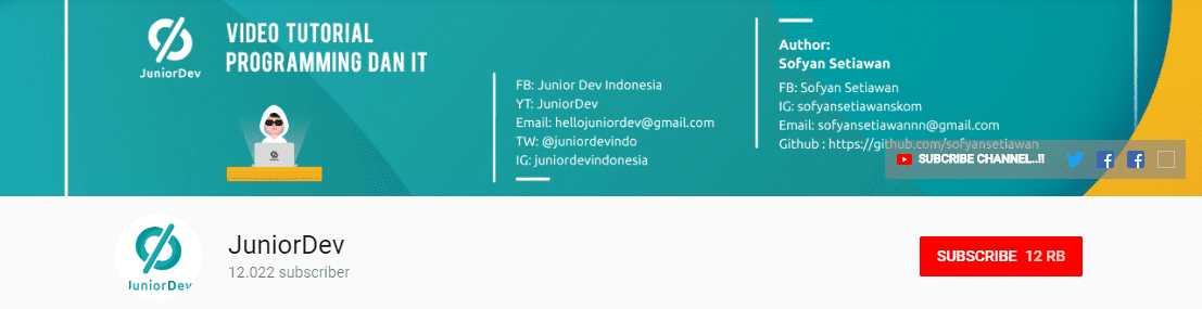 Junior Dev