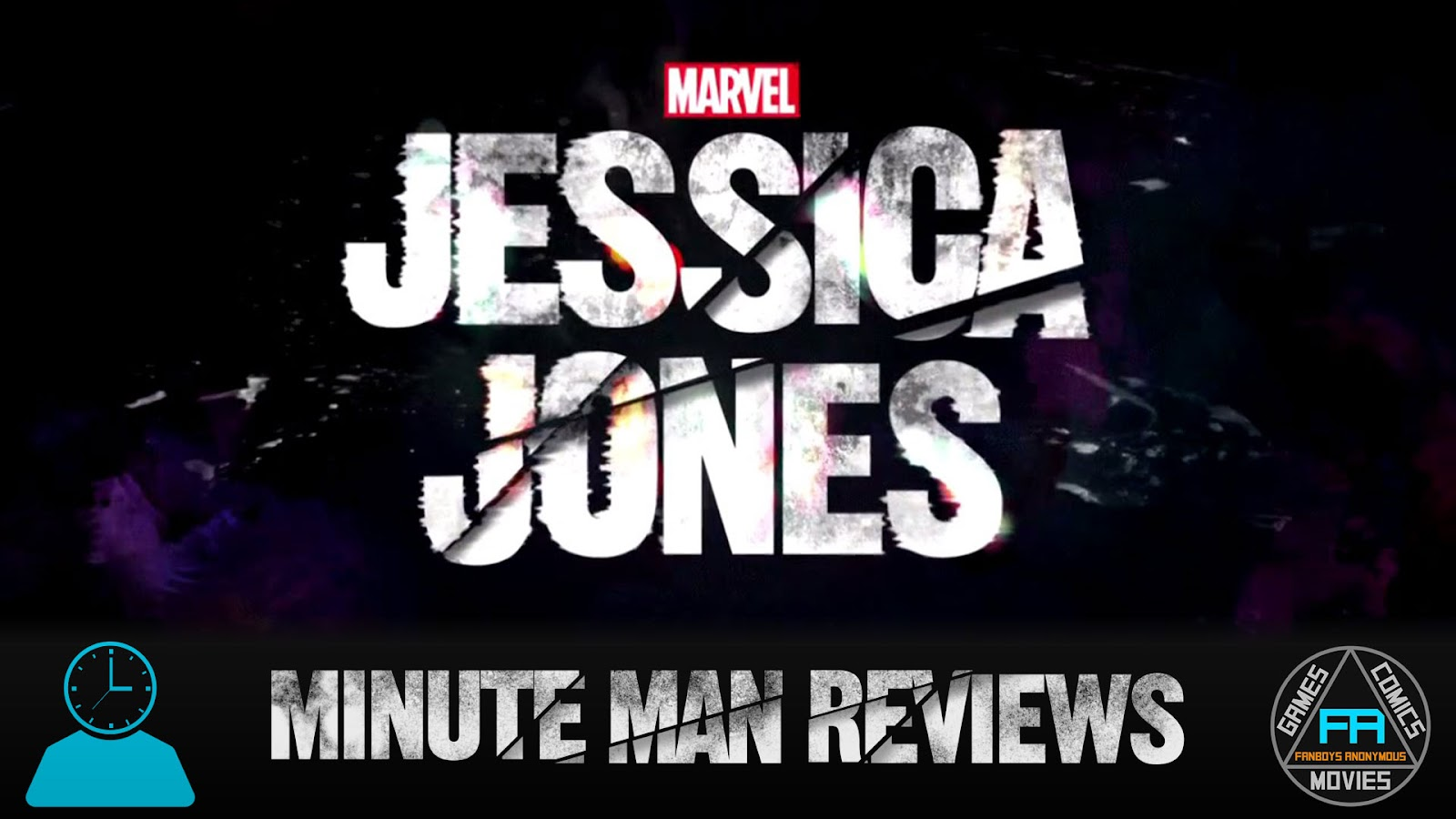 TV review Marvel's Jessica Jones Season 1 podcast