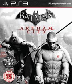 BATMAN ARKHAM CITY PS3 TORRENT