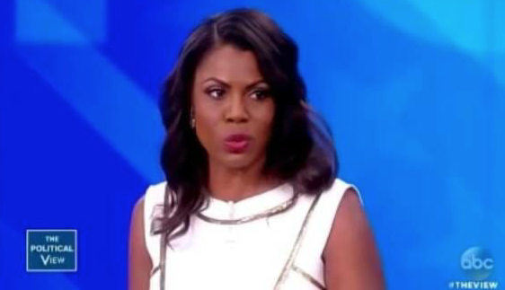 Omarosa Plays Secret Recording of President Trump Talking About Hillary's Phony Russia Dossier on 'The View' (VIDEO)