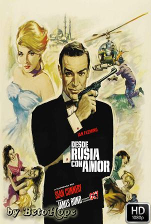 007 De Rusia con amor 1080p Latino