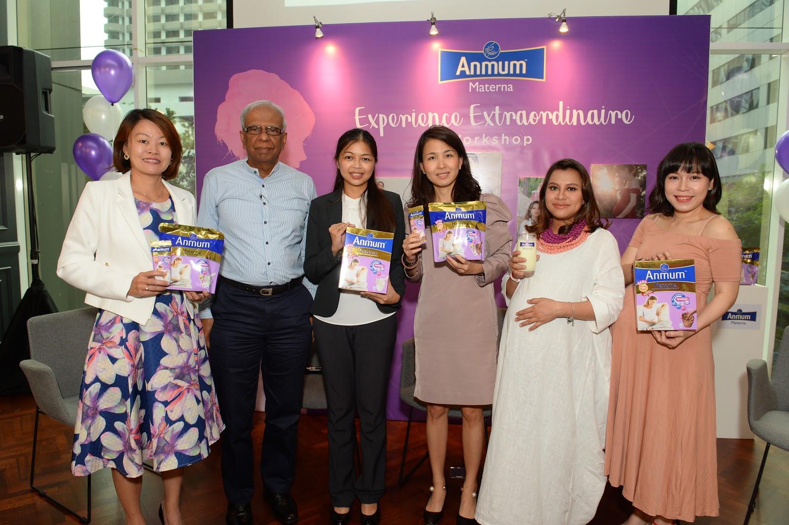 anmum materna s target market Panduan belanja produk halaledisi no 116 / november - desember 2015 po m m u i november - desember.