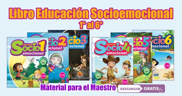 Libro Educación Socioemocional Para El Profesor Primaria