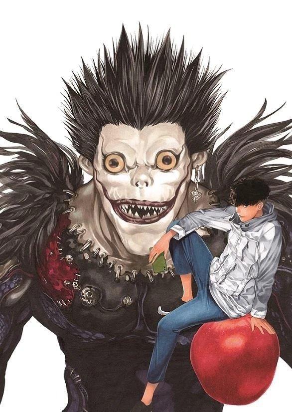 مذكرة الموت الموسم الثاني ( Death Note الموسم الثاني) - عودة مانجا مذكرة الموت