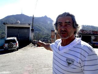 Moacir mora na Vila Nova há 38 anos