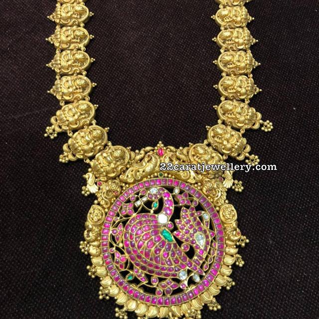 Lakshmi Necklace by Ananth Diamonds