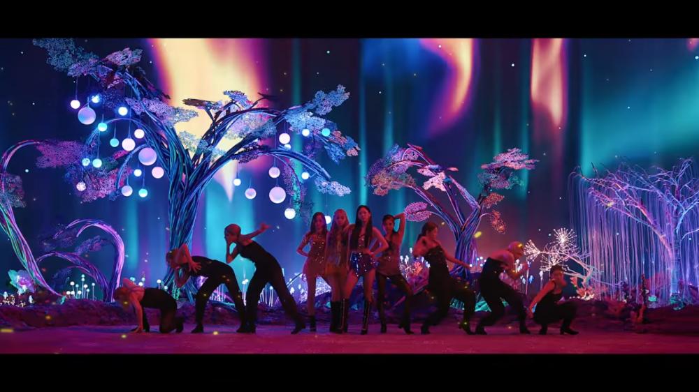 aespa Finally Debuts By Releasing 'Black Mamba' MV